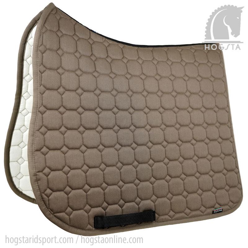 Dressage saddle pad - Cappuccino