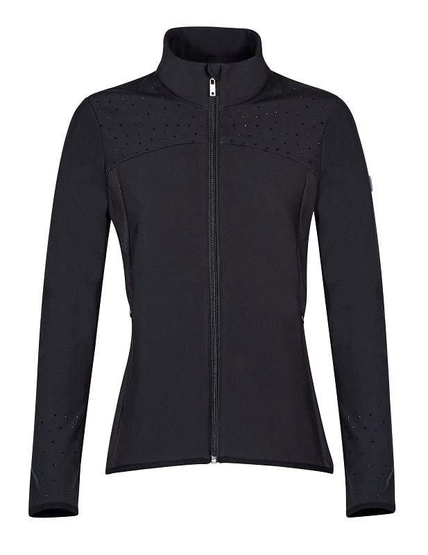 Ibis Soft shell jacket - Black