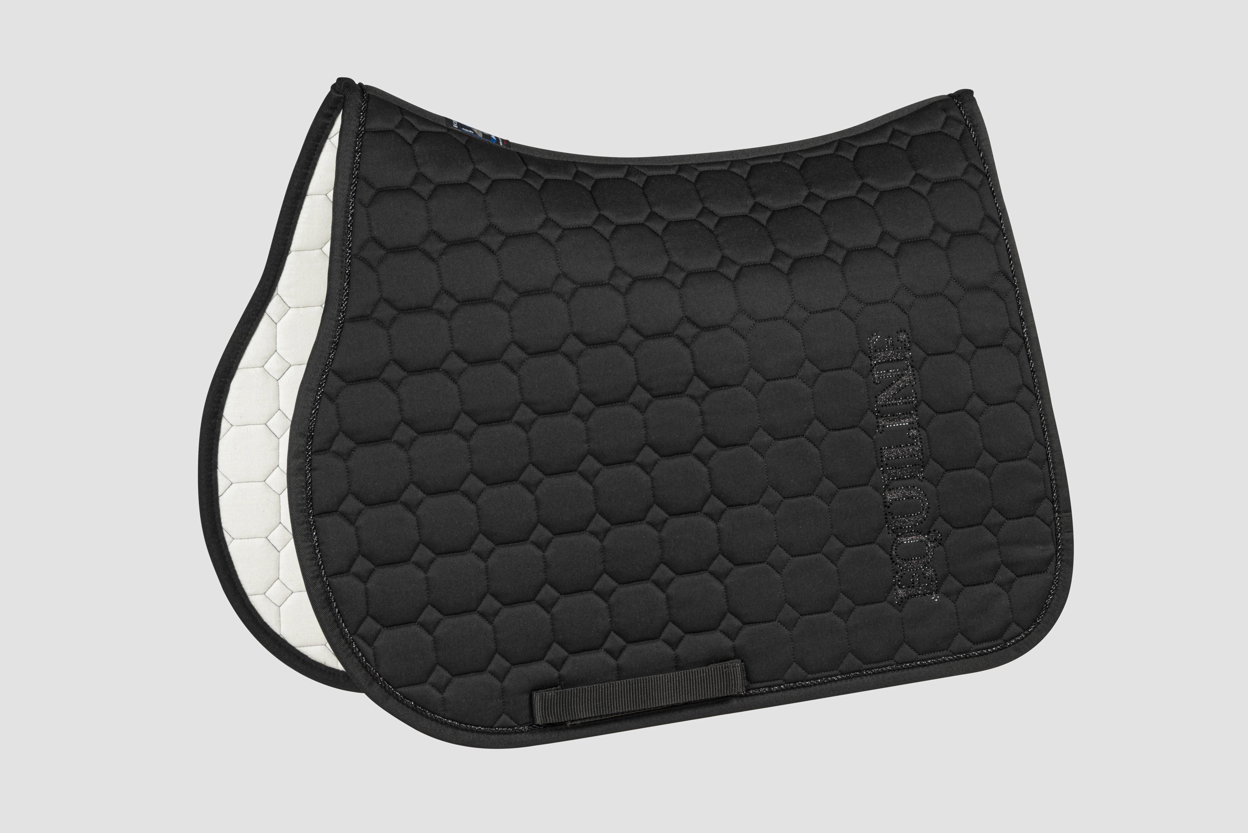 Gralig Jumping Saddle Pad - Black