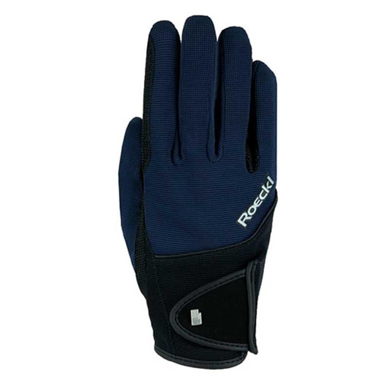 Milano Winter Riding Glove - Navy