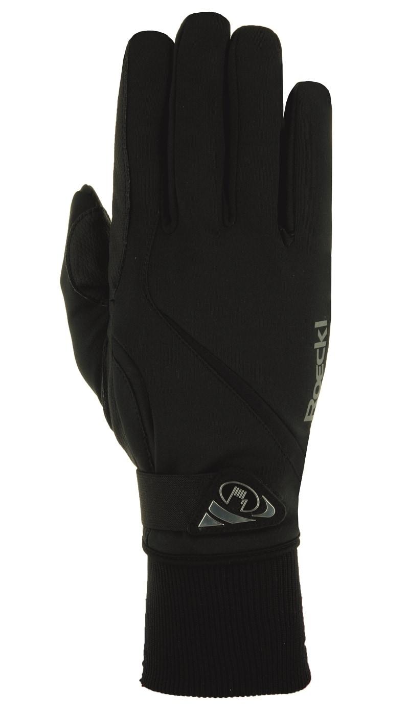 Riding Glove Wismar - Black