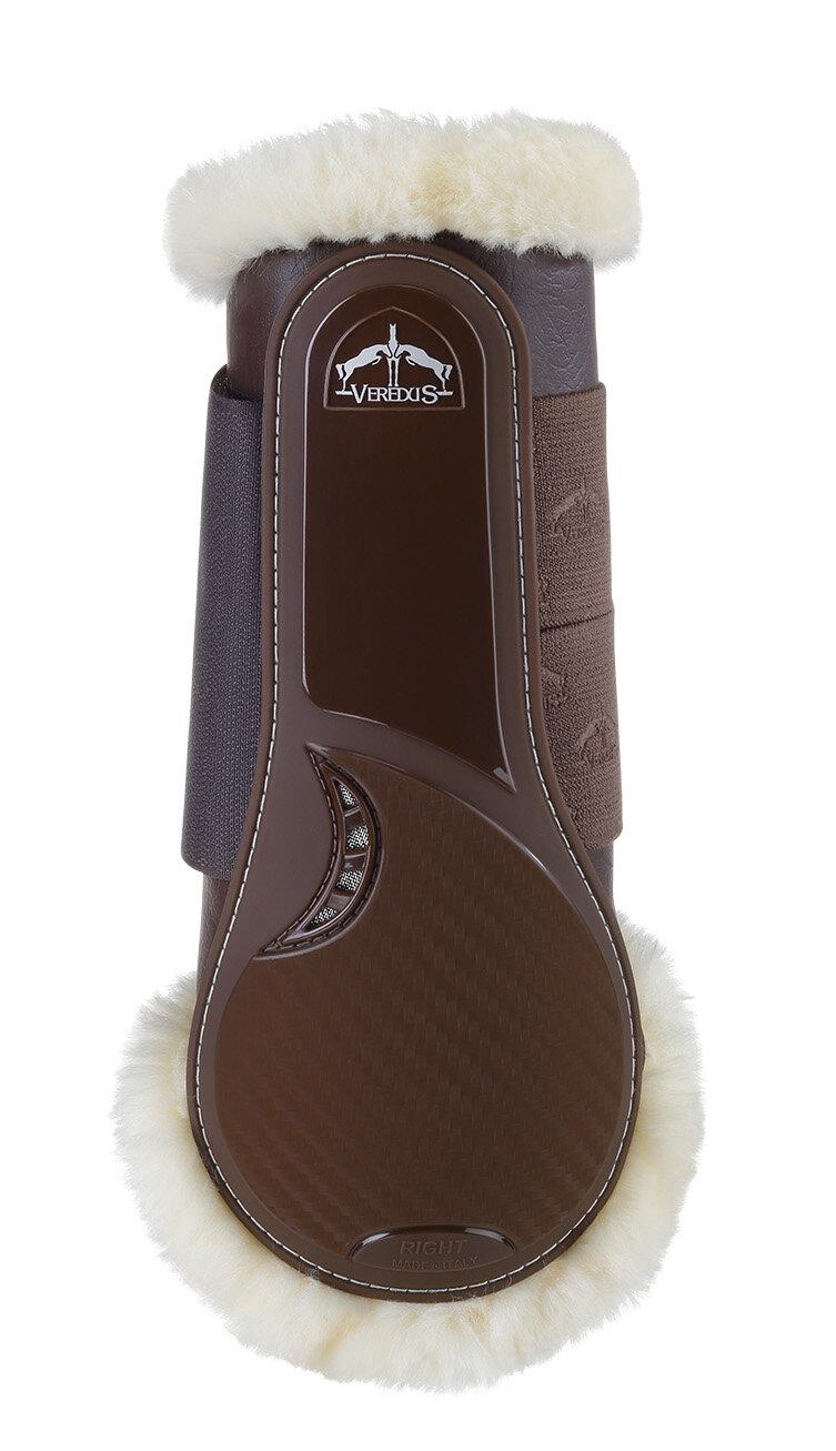 TRC Vento Brushing Boots, sheepskin