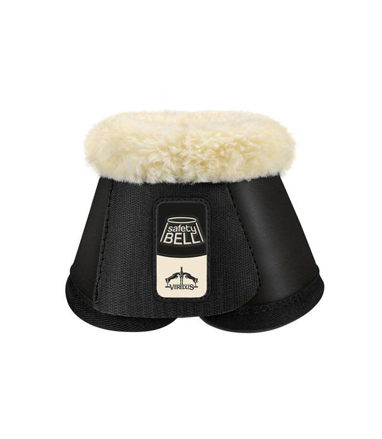 STS Safety-bell Light boots - Svart