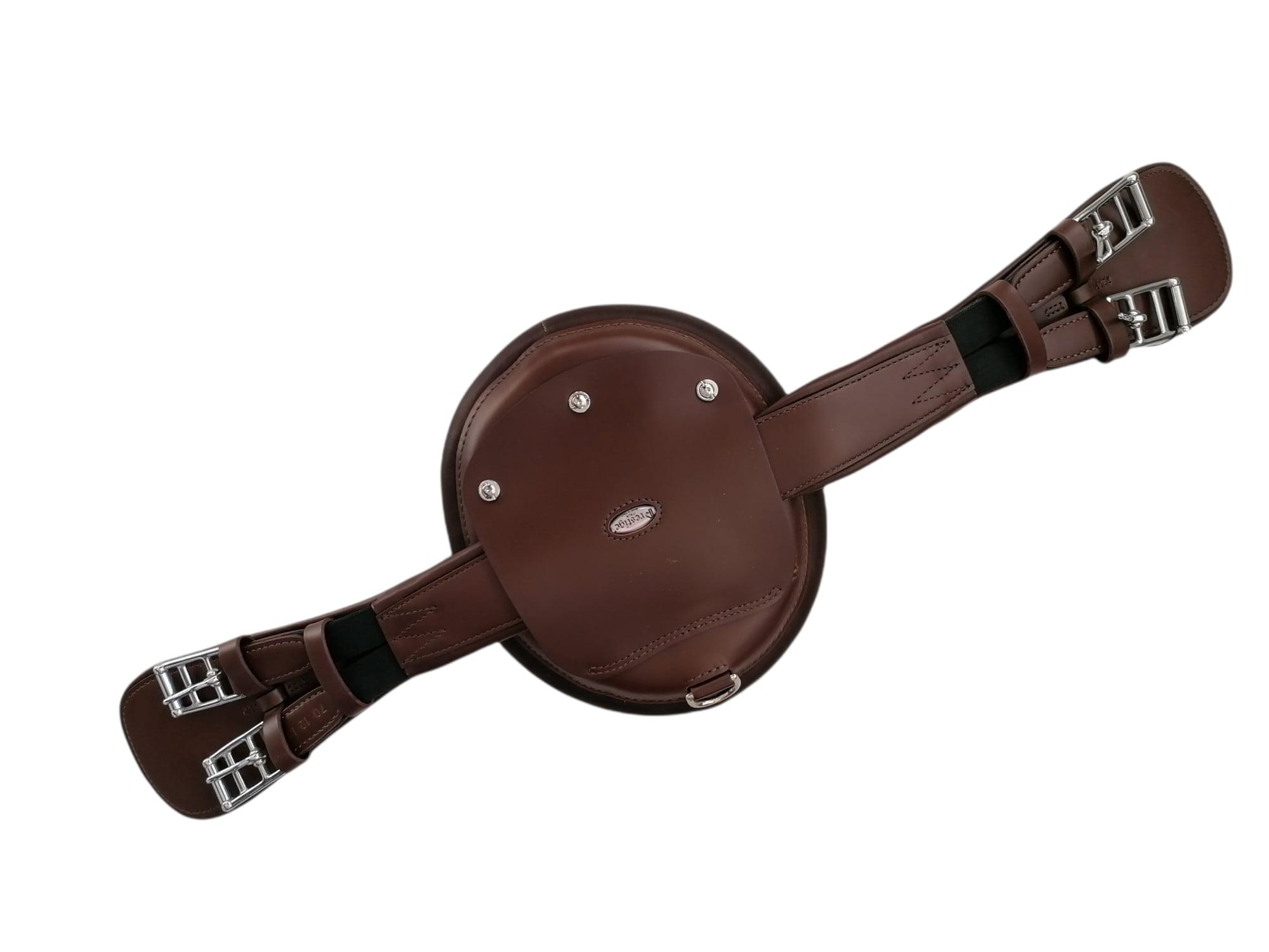 RP dressage girth - Brown