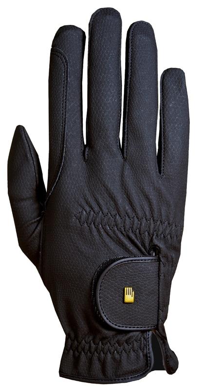 Vesta Roeck-Grip riding glove - Black