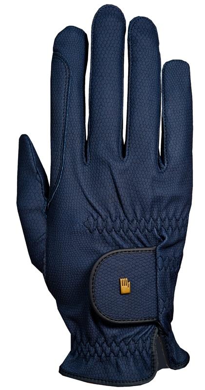 Vesta Roeck-Grip riding glove - Navy