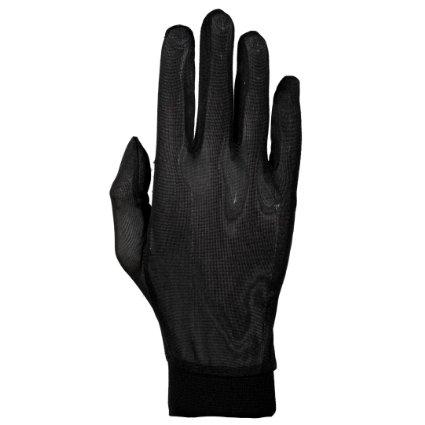 Roeckl Silk liner - Black/M