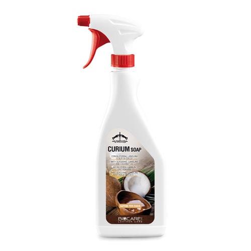 Curium soap, spray