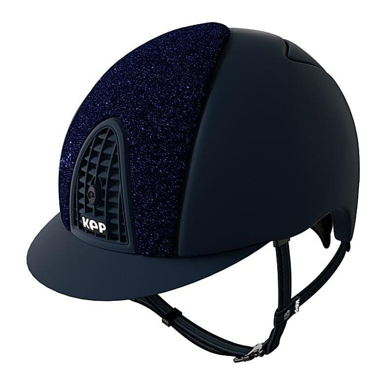 Cromo Textile Glitter - Navy