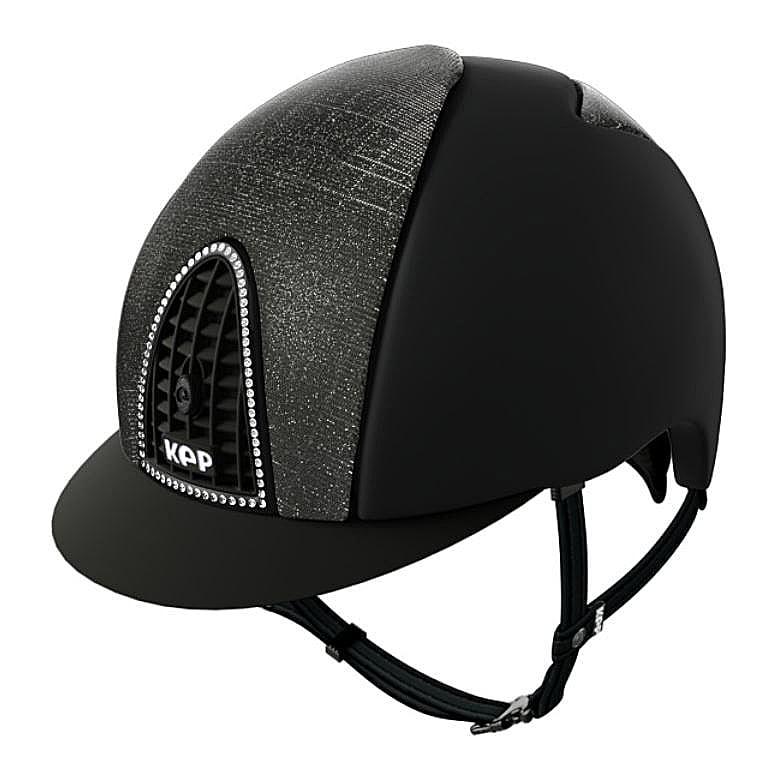 Cromo Textile - Black