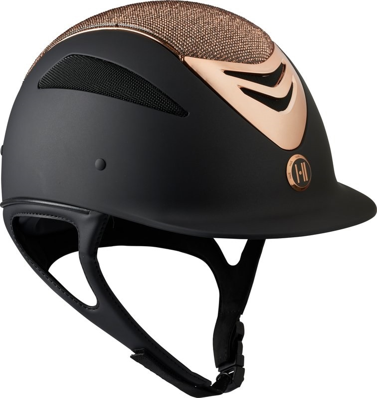 Defender Pro Matt Shine Rosegold - Black