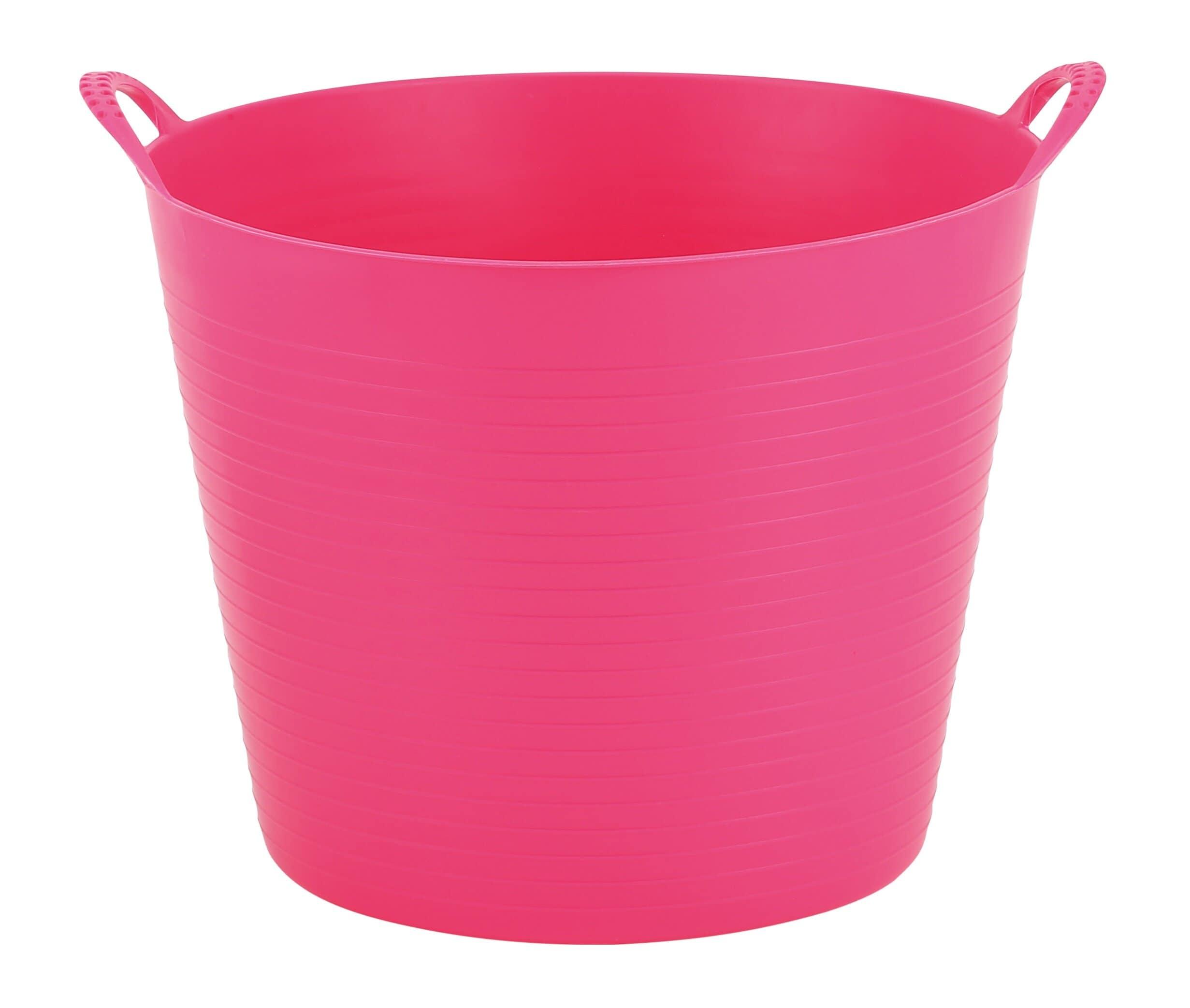 Flex Bucket 16 litres - Cerise