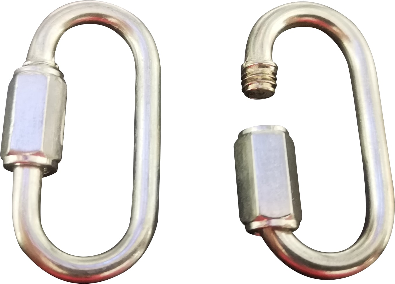Quick Link Curb Chain Hooks