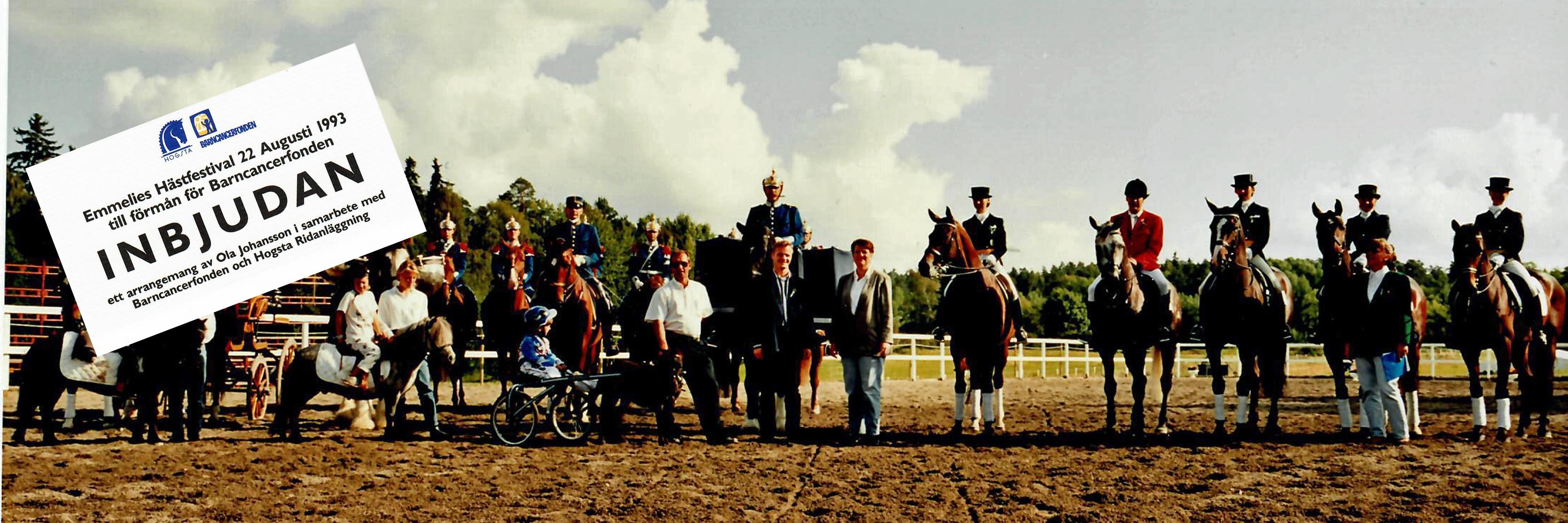 Emmelies Hästfestival - en festival för livet