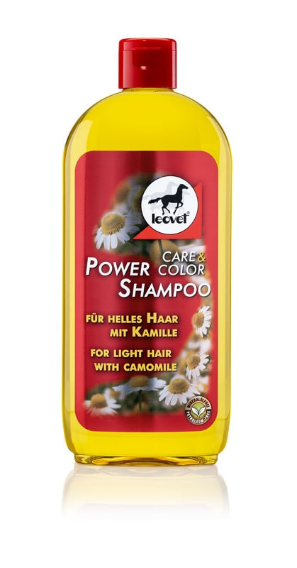 Power Shampoo chestnut/light-coloured horses