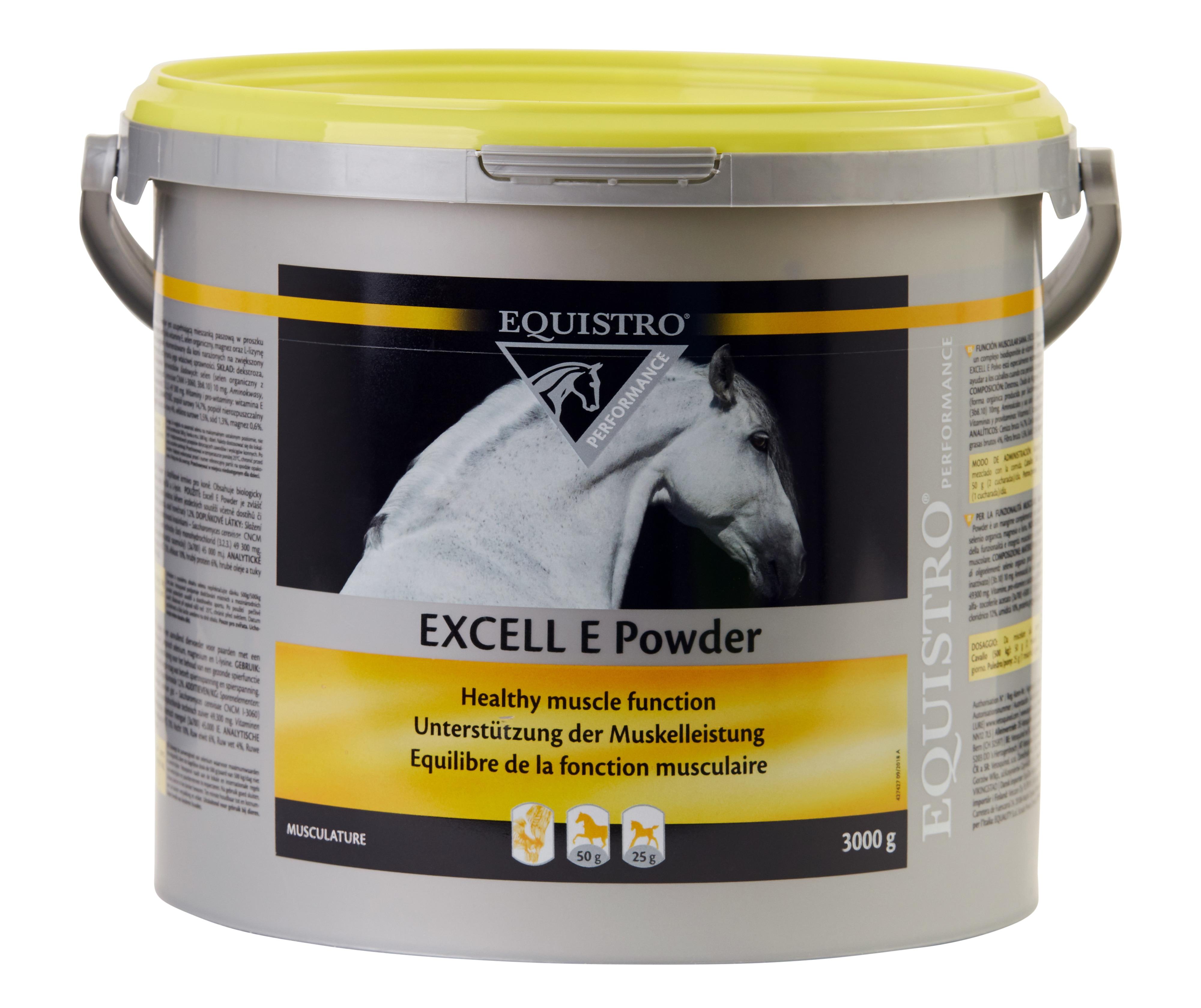 Excell E Powder - 3 kg