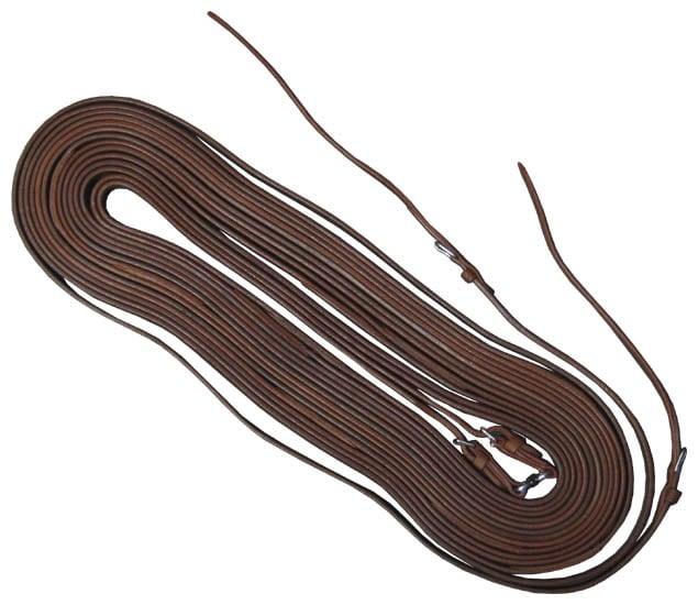 Long-reining lines