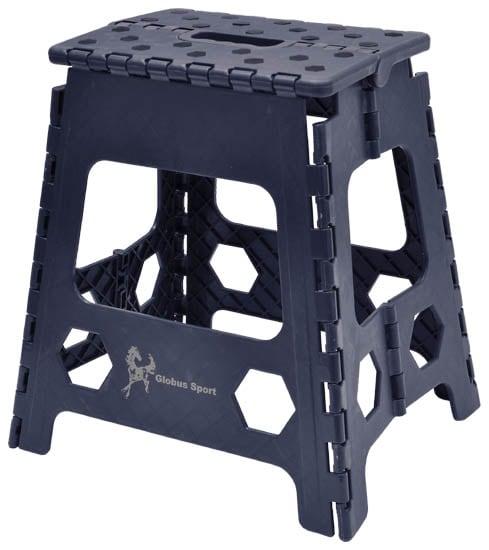 Step stool, folding