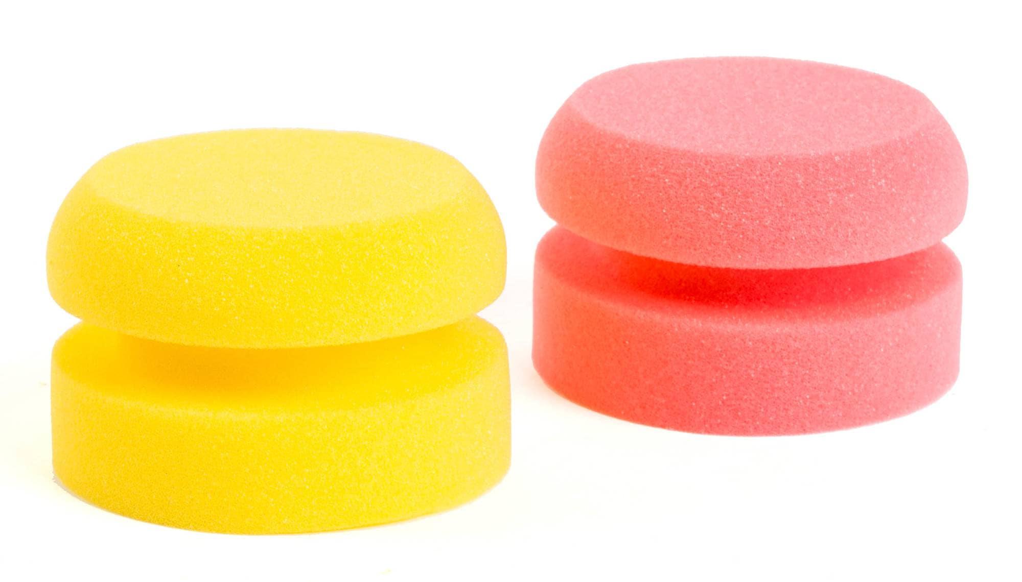 Ergonomic sponge round