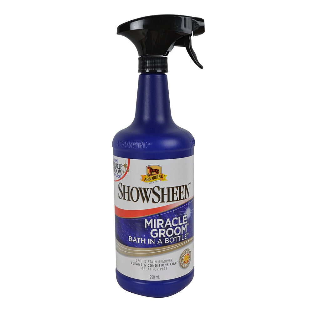 Miracle Groom Quick Cleaner