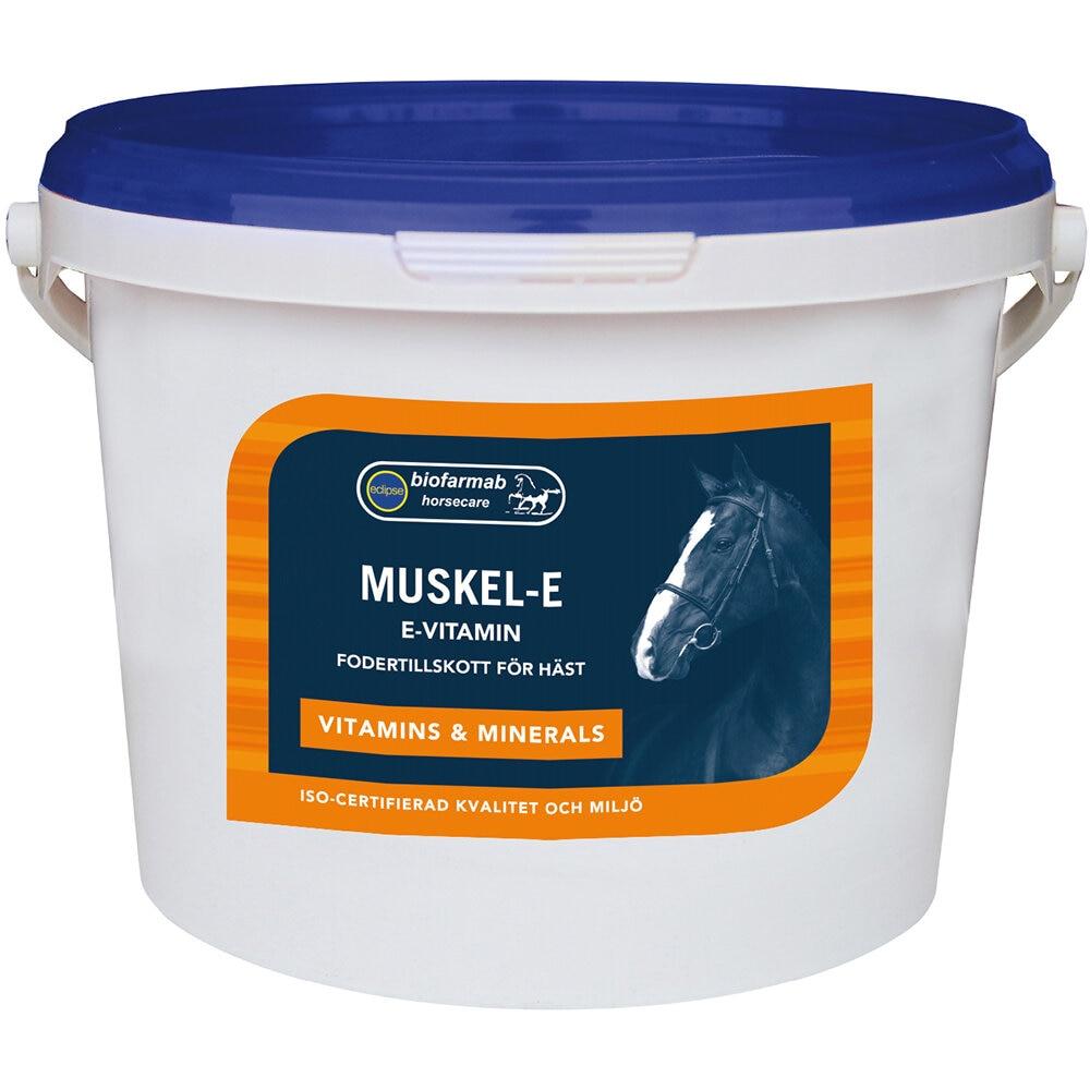 Muskel-E fodertillskott