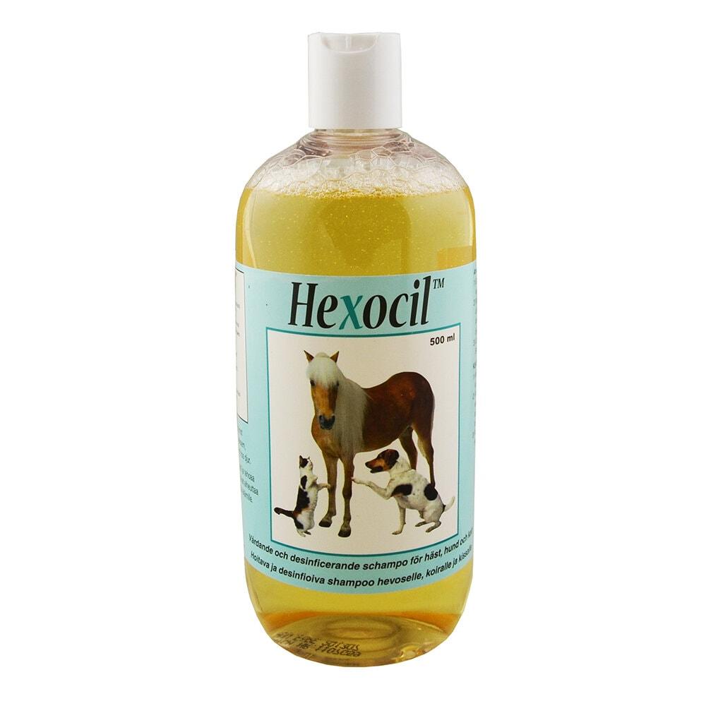Hexocil schampo 500 ml