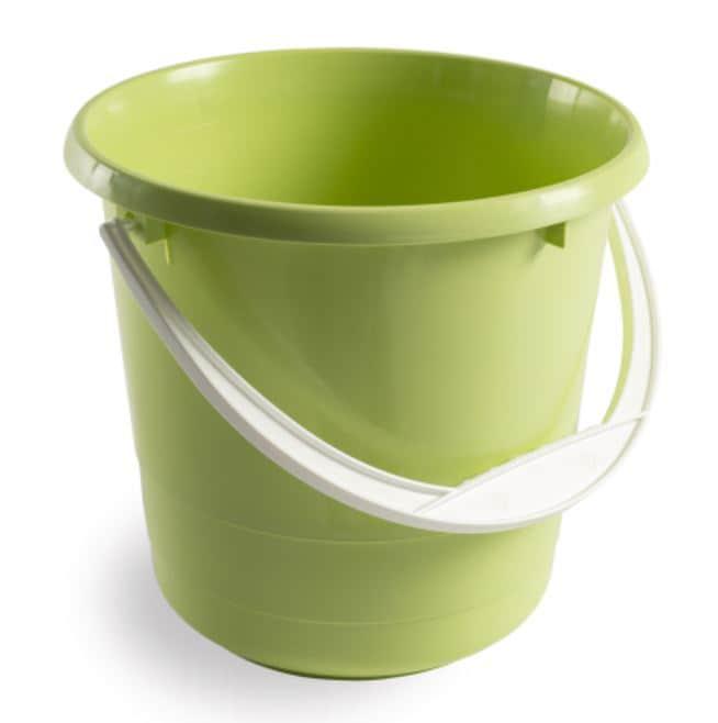 Bucket 5 litres - Light green