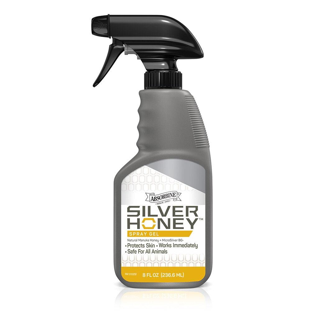 Silver Honey® Spray Gel