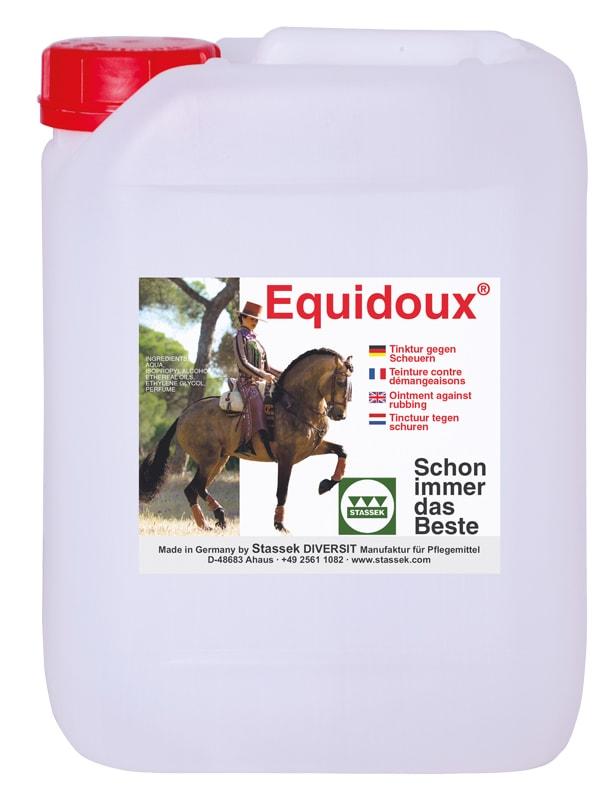 Equidoux antiklimedel för man och svans från Stassek