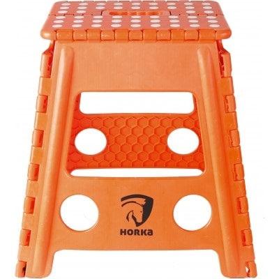 Folding step stool / Get up - Orange