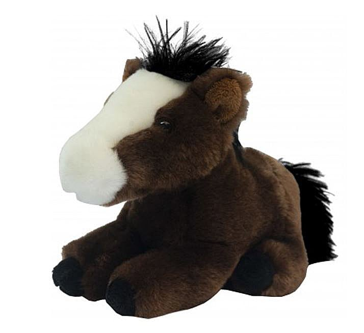 Mascot toy horse
