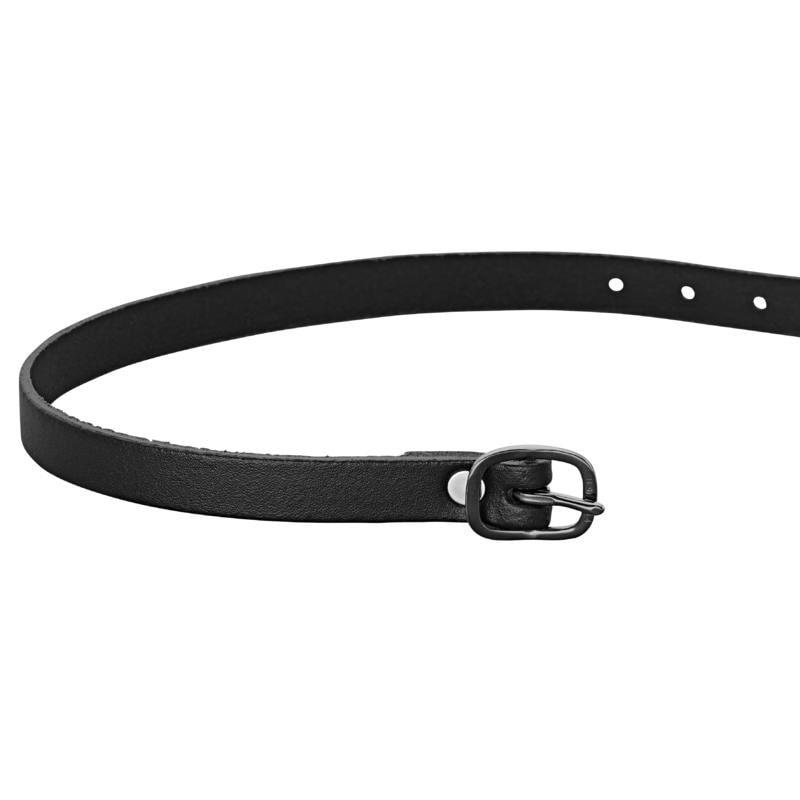 Spur Straps leather - Black