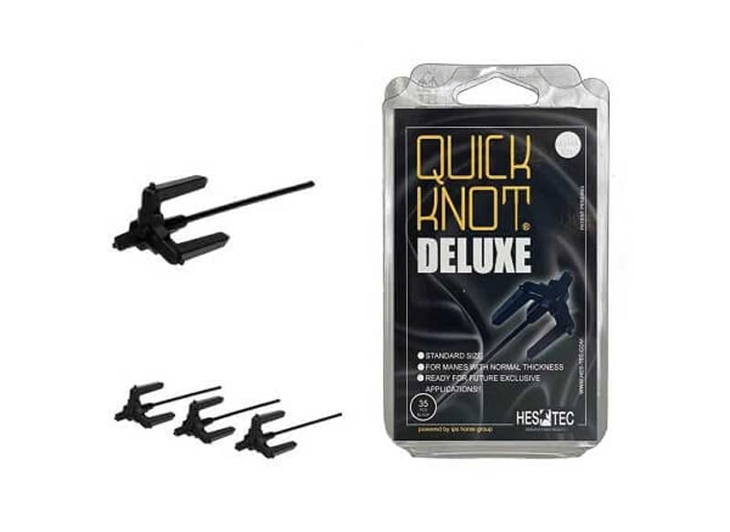 Hes-Tec Quick Knot Deluxe - Black