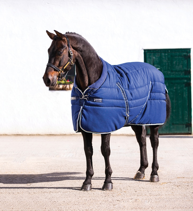 Rambo Cozy stable rug 400g