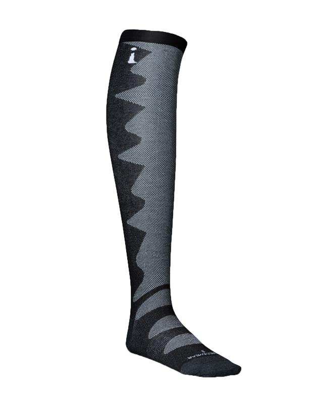 Sport Socks, tunna strumpor med högt skaft från Incrediwear. Hogsta Ridsport