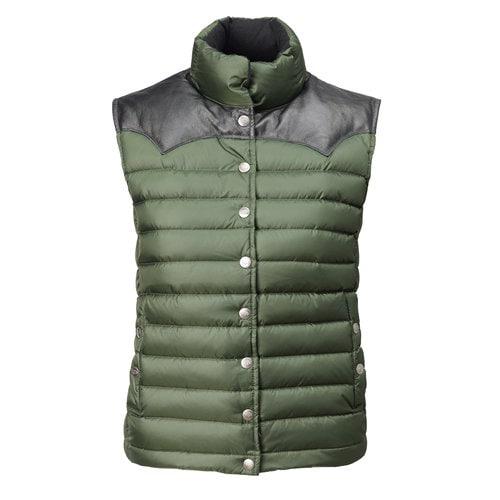Women Enclosure Vest - Olive