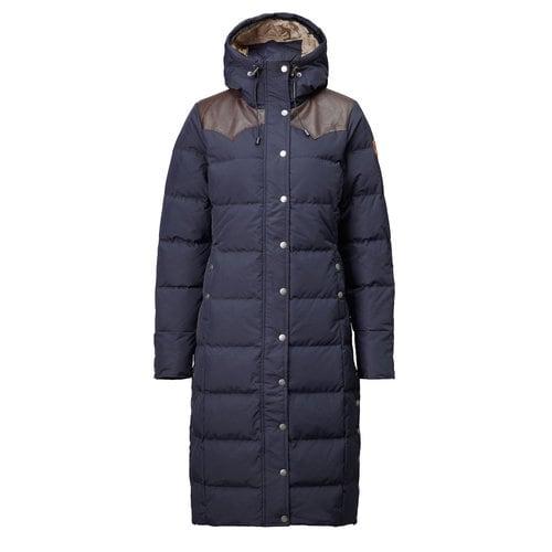 Down Coat Snow Queen - Navy