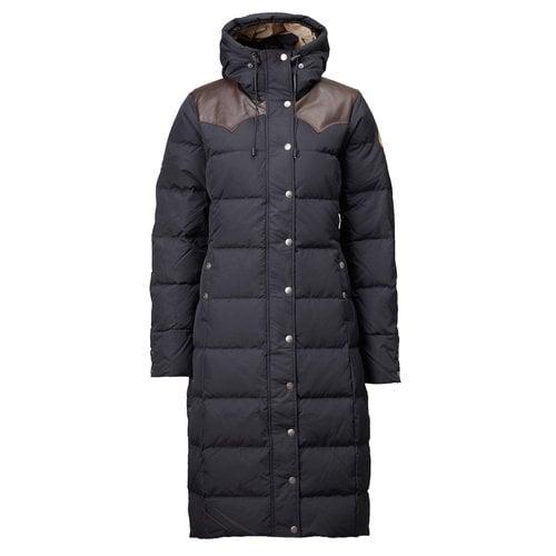 Down Coat Snow Queen - Black