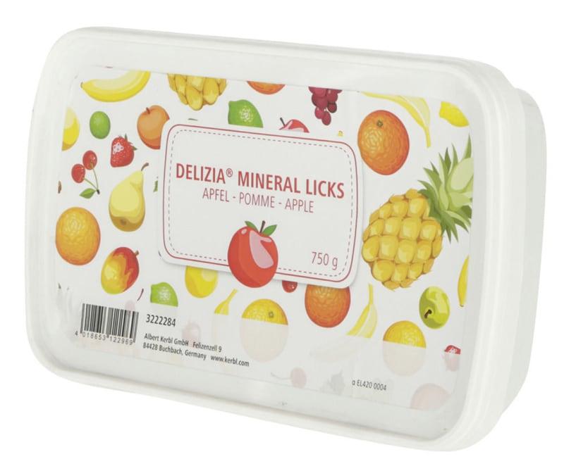 Delizia slicksten med äppelsmak Hogsta Ridsport.