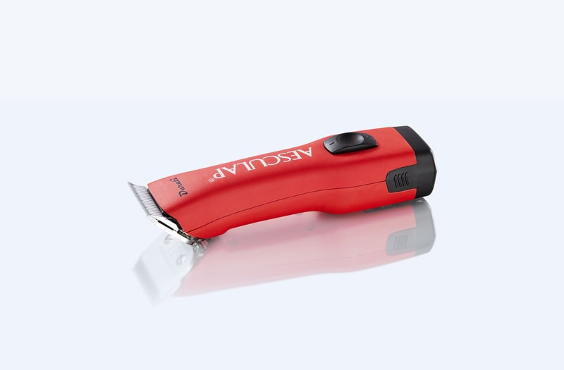 Horse clipper Durati - red