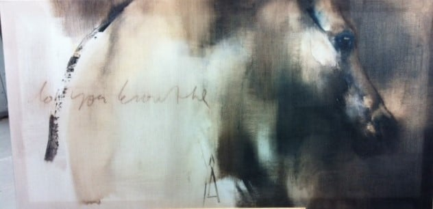 Horse painting - Do you know