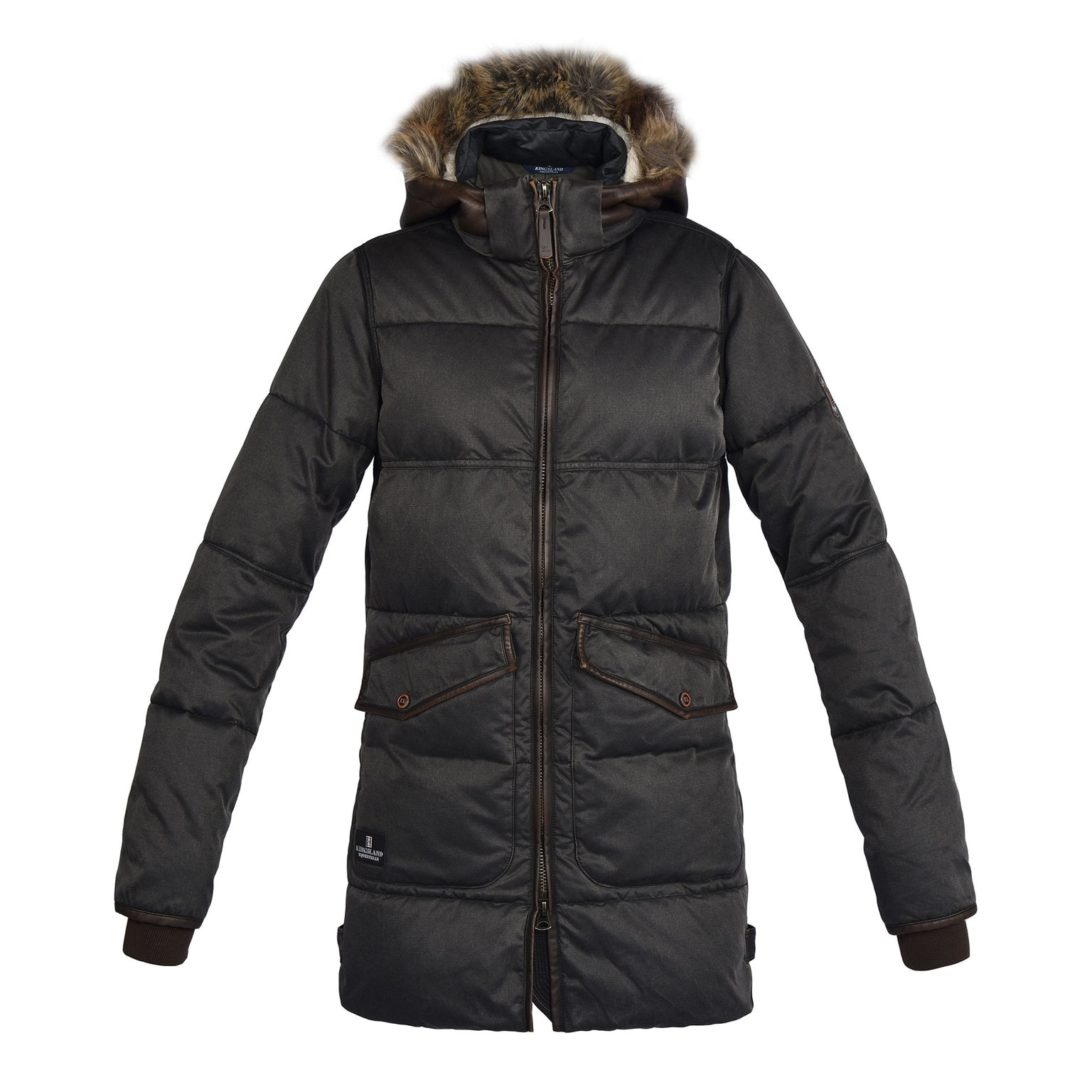 Kamet Unisex Insulated Parka