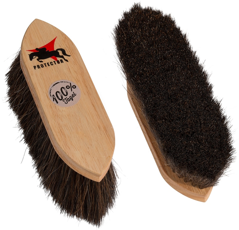 Grooming brush Horsehair