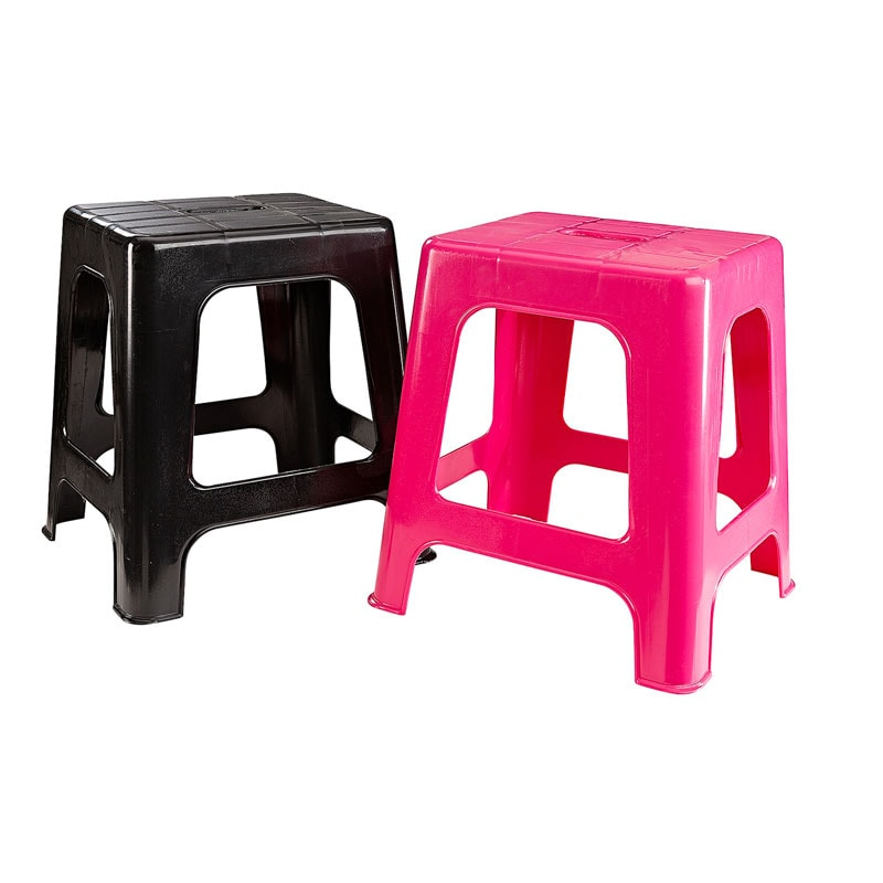 Källquist Step Stool - Cerise/Black