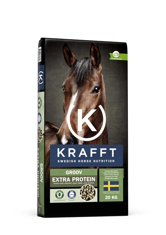 Krafft Groov Extra Protein