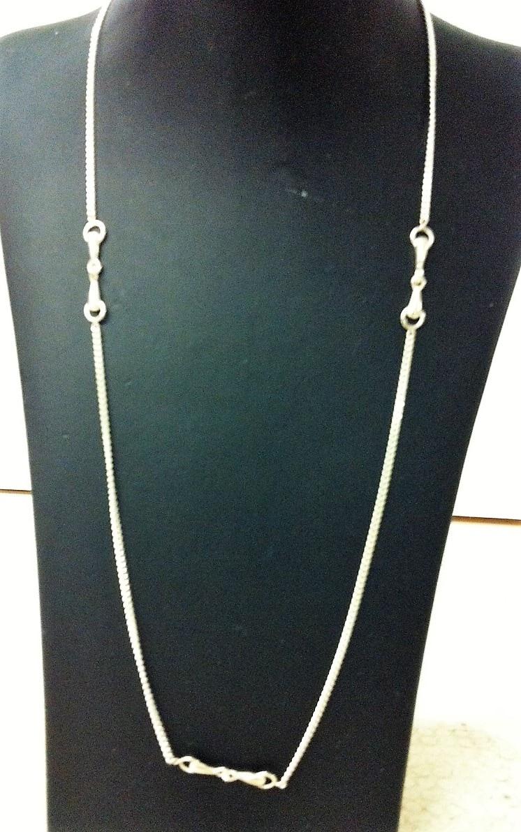 Three bits on a chain