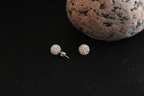 Earrings, Balls