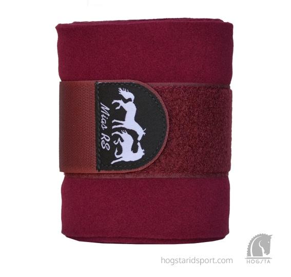 Polo bandage - Dark Red