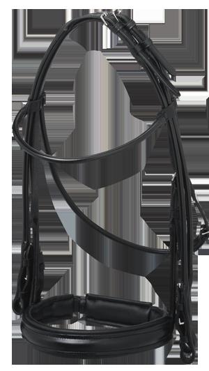 München round sewn double bridle - own design