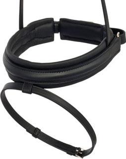 Noseband XL-Soft 5 cm for bridle - Own design